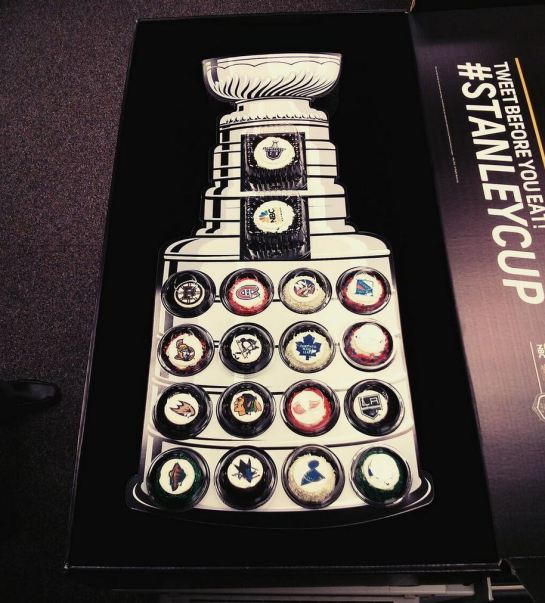 Stanley Cup(cakes)